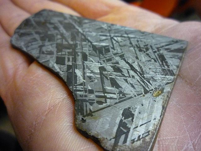 Железный метеорит