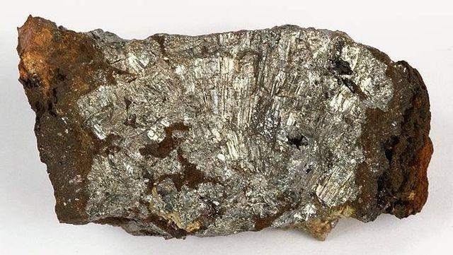 Пенроузит из Боливии